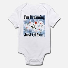 I'm Dreaming Just Of You! Infant Bodysuit