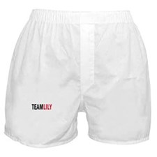 Lily Boxer Shorts