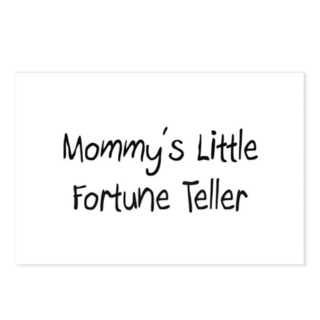 Mommy's Little Fortune Teller Postcards (Package o
