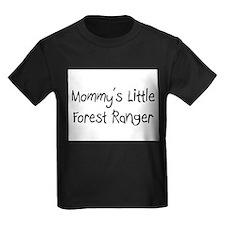 Mommy's Little Forest Ranger T