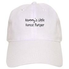 Mommy's Little Forest Ranger Baseball Cap