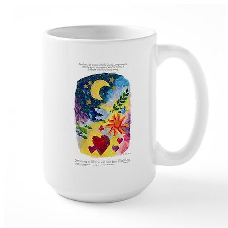 Resolve to be Tender - Large Mug