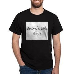 Mommy's Little Flutist T-Shirt