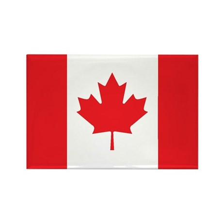 CANADA Rectangle Magnet (10 pack)
