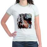 A Gift of Song Jr. Ringer T-Shirt