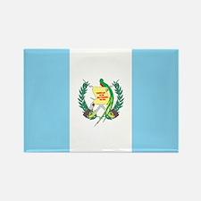 GUATEMALA Rectangle Magnet
