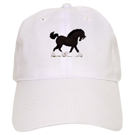 Black Shire with Blaze Cap