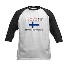 I Love My Finnish Boyfriend Tee