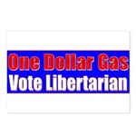 Dollar Gas Postcards (Package of 8)