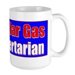 Dollar Gas Large Mug