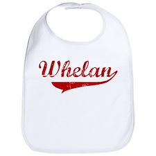 Whelan (red vintage) Bib