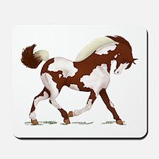 Chestnut Overo Horse Mousepad