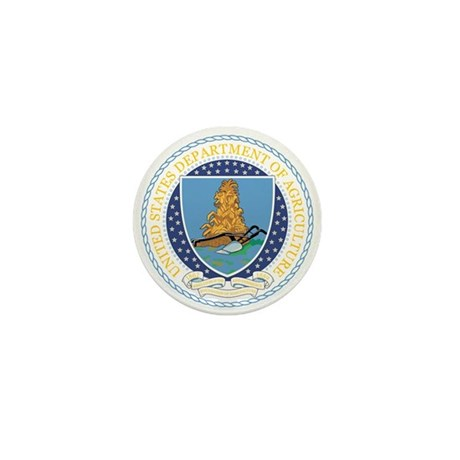 DEPARTMENT-OF-AGRICULTURE Mini Button (10 pack)