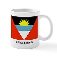 Antigua Barbuda Flag Mug