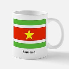 Suriname Flag Mug