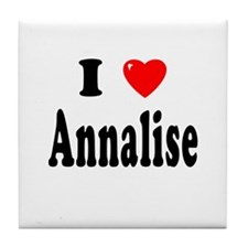 ANNALISE Tile Coaster