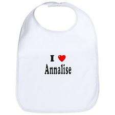 ANNALISE Bib