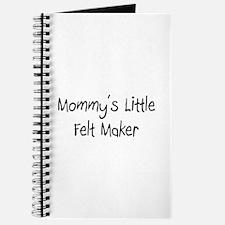 Mommy's Little Felt Maker Journal