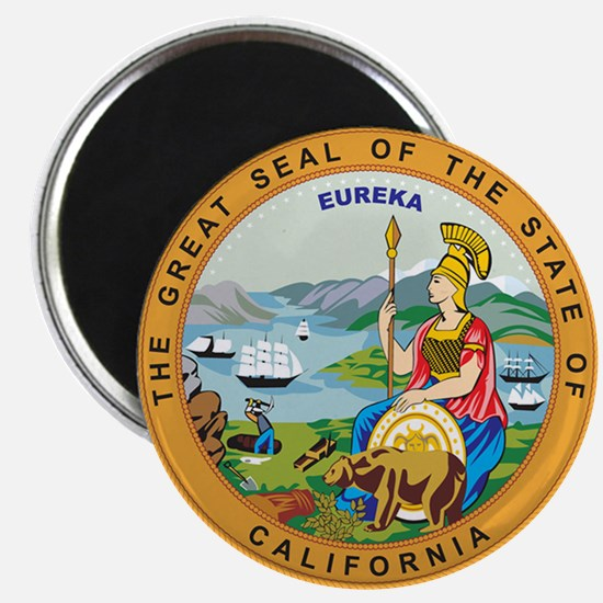 CALIFORNIA-SEAL Magnet
