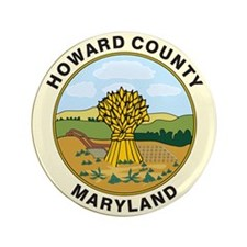 HOWARD-COUNTY-SEAL 3.5 Button