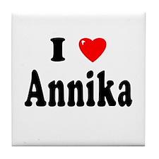 ANNIKA Tile Coaster