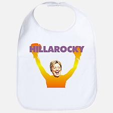 Hillarocky Bib