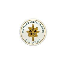 MILITARY-INTELLIGENCE Mini Button