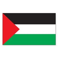 PALESTINE Rectangle Decal