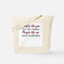 People like you ... Tote Bag