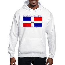 Dominican Republic Flag Hoodie