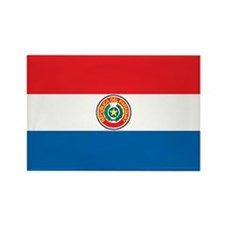 PARAGUAY 1823 Rectangle Magnet