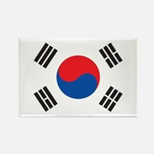 KOREA Rectangle Magnet