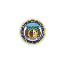 MISSOURI-SEAL Mini Button (10 pack)