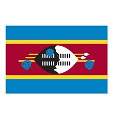 SWAZILAND Postcards (Package of 8)