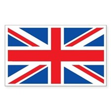 UK Rectangle Decal