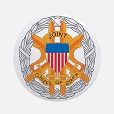 JOINT-CHIEFS-STAFF Ornament (Round)