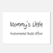 Mommy's Little Environmental Health Officer Postca