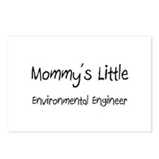 Mommy's Little Environmental Engineer Postcards (P