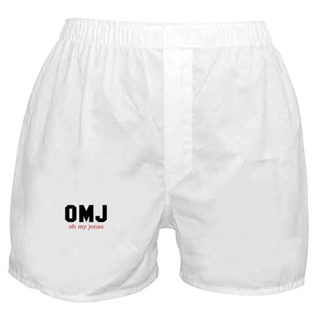 OMJ - Oh My Jonas Boxer Shorts