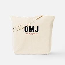 OMJ - Oh My Jonas Tote Bag
