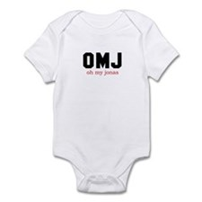 OMJ - Oh My Jonas Infant Bodysuit