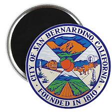 SAN-BERNARDINO-SEAL Magnet