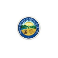 OHIO-SEAL Mini Button (10 pack)