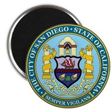 SAN-DIEGO-SEAL Magnet