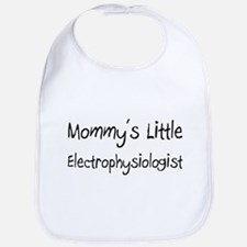Mommy's Little Electrophysiologist Bib
