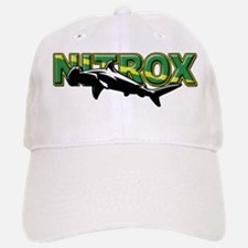 Nitrox Shark Baseball Baseball Cap