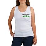 Poison Ivy Pocket Image Women's Tank Top