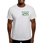 Poison Ivy Pocket Image Light T-Shirt