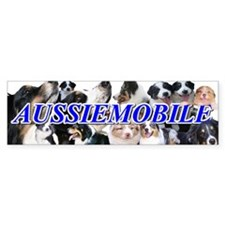 Aussiemobile Bumper Bumper Sticker