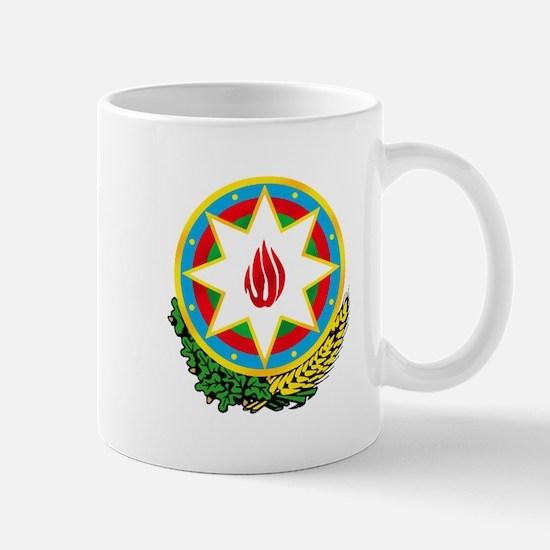 Emblem Of Azerbaijan Mug Mugs